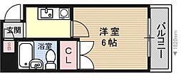 ナテュール11[201号室号室]の間取り