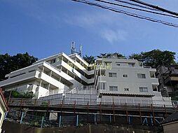神奈川県横浜市磯子区岡村6丁目の賃貸マンションの外観