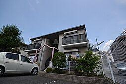 大阪府守口市藤田町4丁目の賃貸アパートの外観
