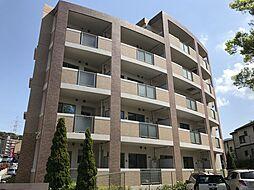 神奈川県横須賀市武1丁目の賃貸マンションの外観