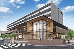 Terminals茨木[6階]の外観
