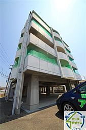 シャトー西明石[4階]の外観