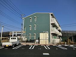千葉県佐倉市寺崎北2丁目の賃貸アパートの外観