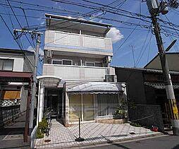 京都府京都市上京区若松町の賃貸マンションの外観