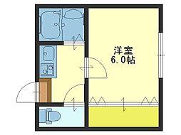 ふぐ政ビル[303号室]の画像
