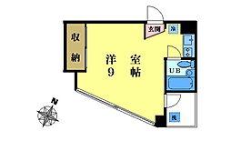 瑞豊マンション[302号室]の間取り