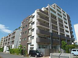 千葉県柏市小青田1丁目の賃貸マンションの外観