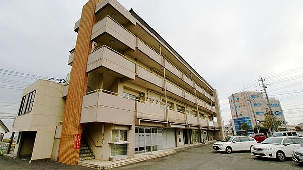 五十嵐ビル[405号室]の外観