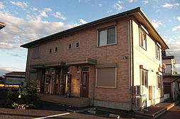栃木県栃木市今泉町1丁目の賃貸アパートの外観