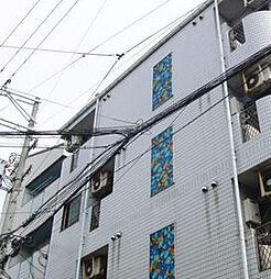 ブルースカイ古川橋[4階]の外観