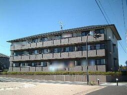 千葉県市原市ちはら台西3丁目の賃貸アパートの外観