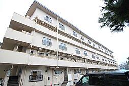 松が丘住宅10号棟[3階]の外観