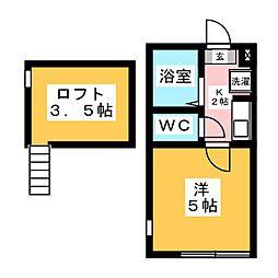 南林間駅 4.9万円
