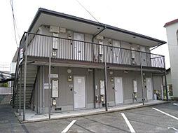 福岡県福岡市城南区樋井川1丁目の賃貸アパートの外観