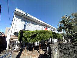三重県桑名市青葉町2丁目の賃貸アパートの外観