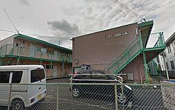 大阪府高槻市大蔵司1丁目の賃貸アパートの外観