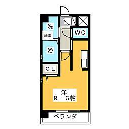 メゾン菊屋[3階]の間取り