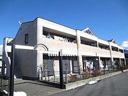 ツインヒルズ弐番館[2階]の外観