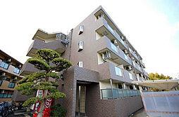 大阪府茨木市豊川5丁目の賃貸マンションの外観