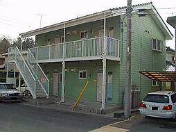 ニューエルディム金井台[2階]の外観