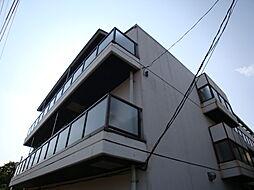 兵庫県宝塚市売布4丁目の賃貸マンションの外観
