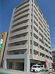 広島県福山市光南町1丁目の賃貸マンションの外観