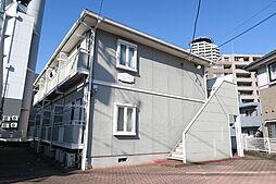 フォレストバレー桜ヶ丘B[202号室]の外観