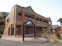 福岡県北九州市八幡西区金剛3丁目の賃貸アパートの外観