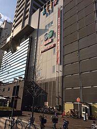 阪急チェリーマンション[203号室]の外観