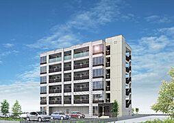 仮称 本城新築マンション[3階]の外観