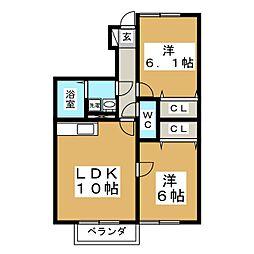 岩切駅 5.8万円