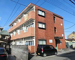 栃木県宇都宮市北一の沢町の賃貸マンションの外観