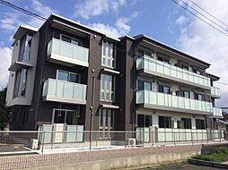 徳島県徳島市南矢三町1丁目の賃貸マンションの外観