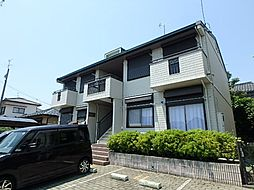 ソファレ鎌田[2階]の外観