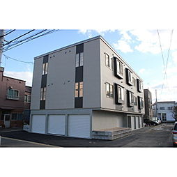 JR学園都市線 新川駅 徒歩6分の賃貸アパート