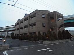 ヴレ スュール[2階]の外観
