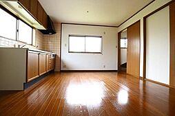 JR片町線(学研都市線) 津田駅 徒歩14分 3LDKの居間