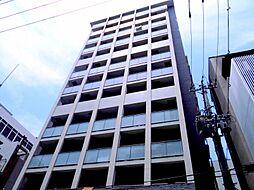 レジュールアッシュ梅田レジデンス[13階]の外観