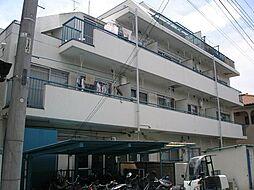 東京都小平市花小金井南町1丁目の賃貸マンションの外観