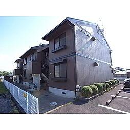 奈良県天理市備前町の賃貸アパートの外観