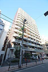 東京都台東区台東4丁目の賃貸マンションの外観
