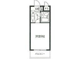 パレ・ドール相模原[9階]の間取り