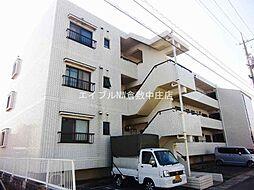 岡山県岡山市北区辰巳丁目なしの賃貸マンションの外観