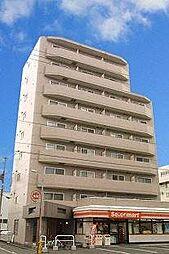 北海道札幌市中央区南十条西18丁目の賃貸マンションの外観