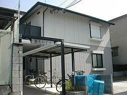 弥生ハイツ[203号室]の外観