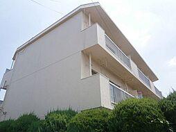 コーポクリハラ[3階]の外観