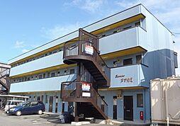 静岡県三島市日の出町の賃貸マンションの外観