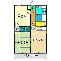 アトレ一宮[1階]の間取り