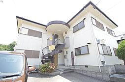 愛知県名古屋市天白区菅田3丁目の賃貸アパートの外観
