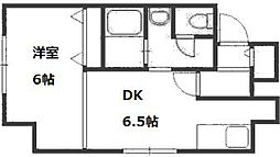 エクセレントハウス豊平37[9階]の間取り